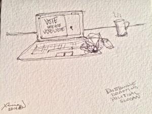 Vote Vote Vote November 2014